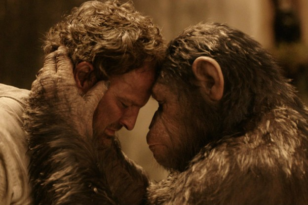 Review: 'Dawn of the Planet of the Apes'