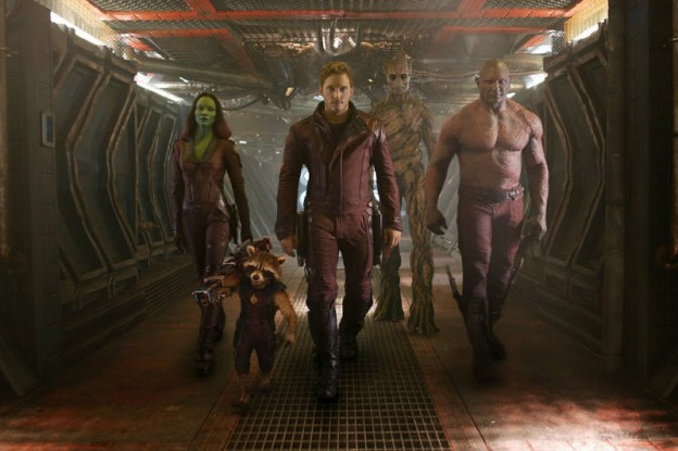 Review: 'Guardians of the Galaxy'