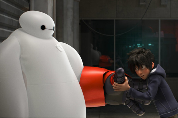 Review: 'Big Hero 6'