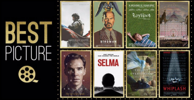Review: 2015 Best Picture Nominees