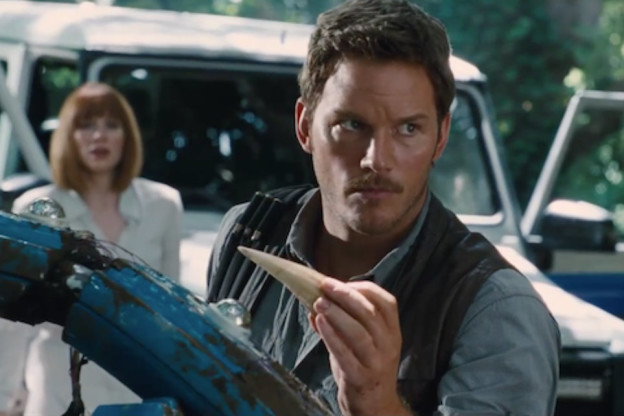 Review: 'Jurassic World'