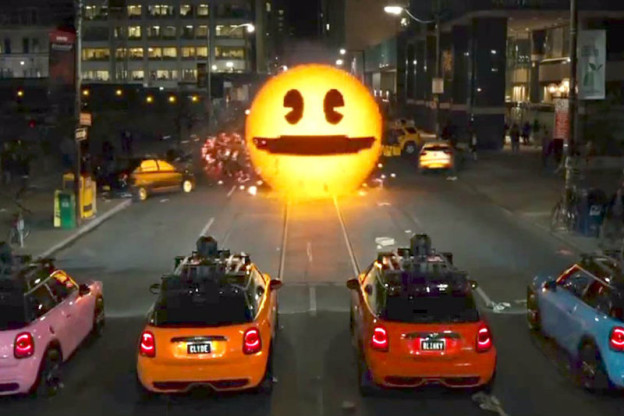 Review: 'Pixels' Lets the Nerds Take Over