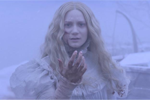 Mia Wasikowska in 'Crimson Peak'