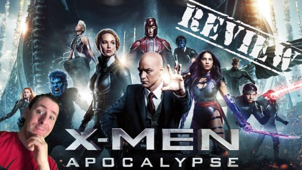 'X-Men: Apocalypse' Video Review