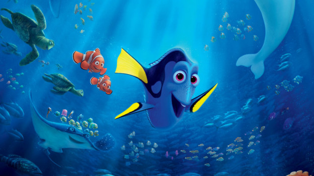 Crooked Table Podcast: Episode 26 – Finding Dory (Again)