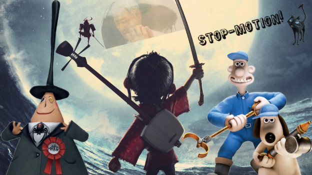 Crooked Table Podcast: Episode 30 — Kubo and the Best of Stop-Motion
