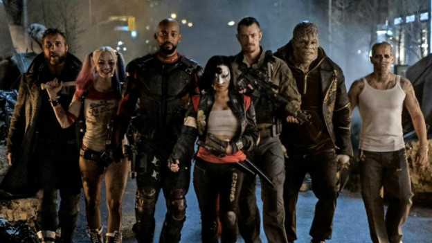 Crooked Table Podcast: Episode 28 — Suicide (Squad) Mission