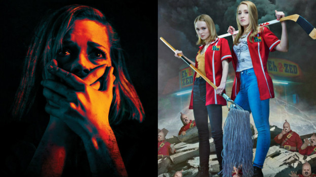 Crooked Table Podcast: Episode 31 – Don't Breathe, You Yoga Hosers!