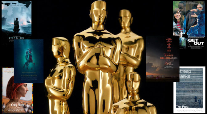 Crooked Table Podcast: Episode 73 — Let's Discuss Those 2018 Oscar Nominations