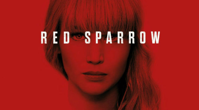 Crooked Sightings: Red Sparrow Review